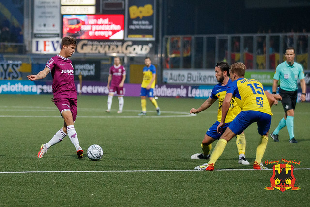 Midfielder Luuk Brouwers about his goal the VAR and the loss
