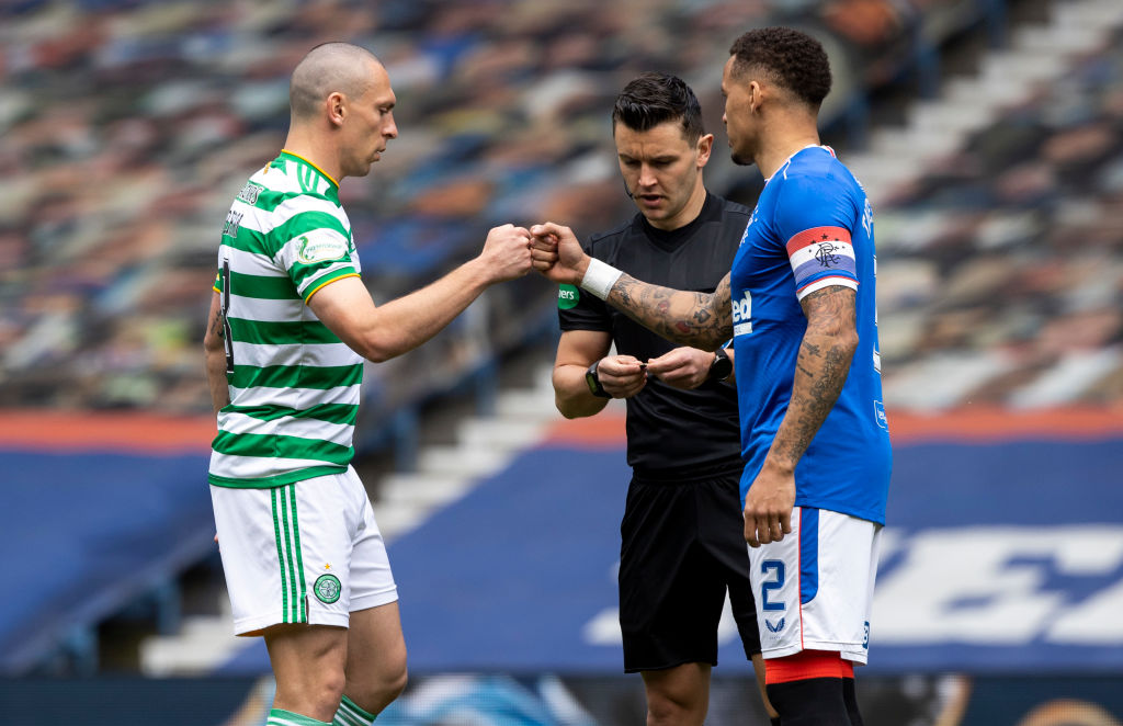 Despite the disappointing last season Celtic qualified