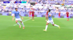   Just cheer! Pedro scores for winning Lazio against former club AS Roma